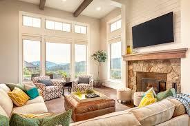 Family Living Room Unique Decorating Design
