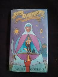 alchemist by paulo coelho first printing hardcover signed by alchemist by paulo coelho first printing hardcover signed by coelho on the title page