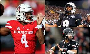 Houston Cougars Depth Chart American Athletic Conference Quarterback Depth Chart Breakdown
