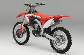 2018 honda 650 dirt bike. unique dirt the 2017 honda cfr 450r in red with white trim on 2018 honda 650 dirt bike