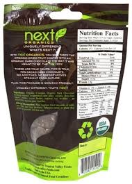 Maybe you would like to learn more about one of these? Buy Next Organics Dark Chocolate Coconut 4 Oz At Luckyvitamin Com