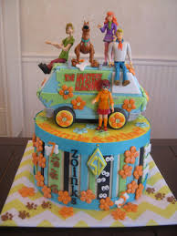 Scooby Doo Bedroom Decorations Scooby Doo Cake Cake By Mladman Cakes Cake Decorating