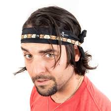 Headband Hairstyles For Guys