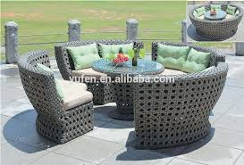 space saving patio furniture amazing ping guide 10 outdoor dining tables curbly pertaining to 19