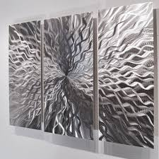 modern abstract metal wall sculpture art contemporary painting home decor silver 160995007705 for 99 99 on abstract metal wall sculpture acrylic modern art with modern abstract metal wall sculpture art contemporary painting home