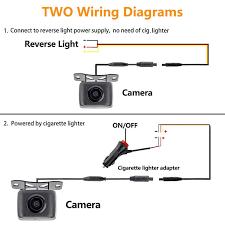 Wireless Reverse Camera Wiring Diagram Ford Backup Camera Wiring Diagram