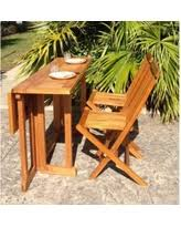 chic teak furniture. contemporary chic chic teak hatteras folding dining table for furniture t