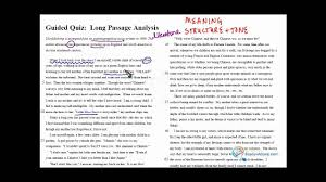 sat critical reading passage analysis sample sat critical reading passage analysis sample