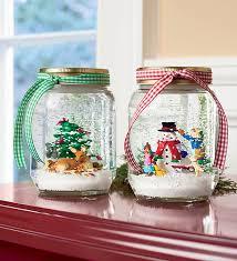 Decorated Christmas Jars Ideas Craftionary 88
