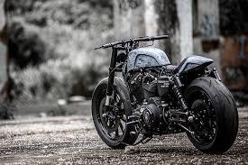 harley davidson modified motorcycle