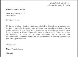 Formato De Carta De Solicitud Pin De Natalia En Carta Formato De Carta Carta De