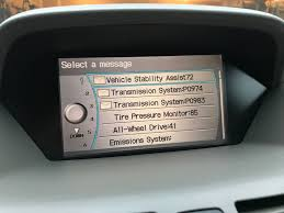 Acura Tl Check Emission System Light Vsa Error And Trans P0974 P0983 Acura Mdx Suv Forums