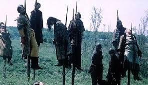 Hasil gambar untuk impaling turks