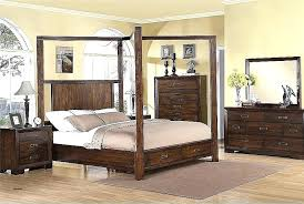 decoration: White King Canopy Bed Full Size Of Bedroom Furniture ...
