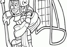 Small Picture Hockey Coloring Pages Coloring4Freecom