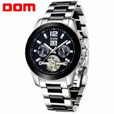 watches men luxury brand top watch dom m65 mechanical self wind watches men luxury brand top watch dom m65 mechanical self wind men wristwatches military dive 200m watch relogio masculino