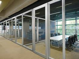 increase ivity and communication with frameless glass doors klein