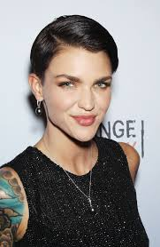 ruby rose orange is the new black. meet ruby rose, orange is the new black\u0027s girl on cell block rose black