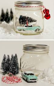 Ideas For Decorating Mason Jars For Christmas 100 DIY Mason Jar Christmas Gifts Ideas 44