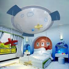 kids ceiling lighting. Plane Shaped 3 Light Glass Shade Kids Room Ceiling Lighting E