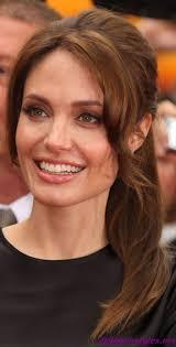 Angelina Jolie Hair Style the 25 best angelina jolie hairstyles ideas 7416 by stevesalt.us