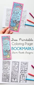 free print bookmarks