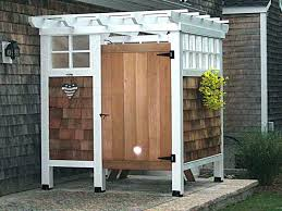 outdoor shower plans ideas build outdoor shower plans outside outdoor shower stall plans
