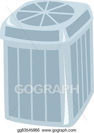 central air conditioner clipart. Perfect Air Central Air Conditioner For Clipart R