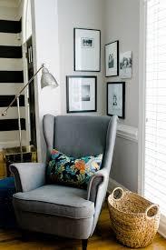 reading chair corner nook pharmacy lamp wingback fun pillow basket for amusing decor reading corner furniture full size