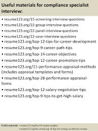 Regulatory Compliance Specialist Sample Resume New Top 44 Compliance Specialist Resume Samples
