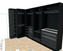 walk in closet systems ikea partedlyinfo