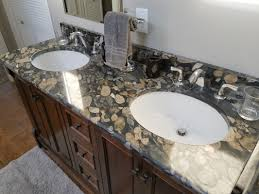 Countertops by Superior: Black Marinace Bathroom - Countertops By ...