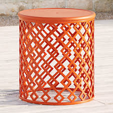 lattice diamonds small orange side