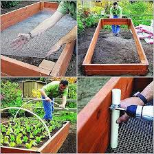 build a raised garden bed with legs 30 amazing diy raised garden bed legs design diy