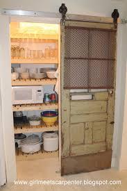 sliding barn door kitchen pantry sliding doors ideas pertaining to barn door kitchen pantry