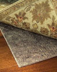 how felt rug pad saves hardwood floor filed in how to s