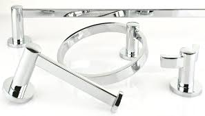 Best Bath Decor bathroom hardware accessories : Bathroom: Cheap White Modern Bathroom Accessories With Tumbler And ...