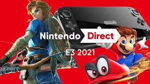 Nintendo Direct E3 2021 COUNTDOWN: Start time, Zelda Breath of the Wild 2,  Switch Pro - Opera News