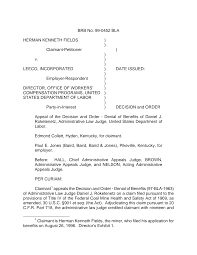 BRB No. 99-0452 BLA HERMAN KENNETH FIELDS ) ) Claimant-Petitioner ) ) v. )  ) LEECO, INCORPORATED ) DATE ISSUED: ) Employer