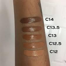 makeup revolution conceal and define concealer c10 5