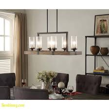 dining room rectangular dining table chandelier room fixtures rectangle chandeliers modern pendant lights crystal good looking