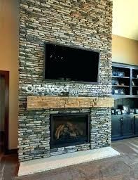 outdoor fireplace mantel mantle outside mantels ideas