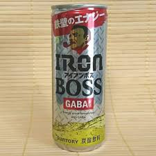 I wish it was sold in the states. Iron Boss Energy Drink With Gaba Napajapan