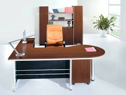 modern executive office chair. modern executive office furniture sets walnut desk with orange high back chair and bookcase in