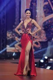 AMANDA OBDAM IS MISS UNIVERSE THAILAND 2020