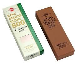 <b>Точильный камень</b> KING <b>Deluxe Stone</b> #800 <b>водный камень</b> ...