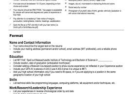 What To Put On Your Resume Exciting What Not To Put In A Resume On Free Example And Writing 87