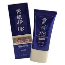 bb cc and alphabet creams us track kose sekkisei white bb cream moist