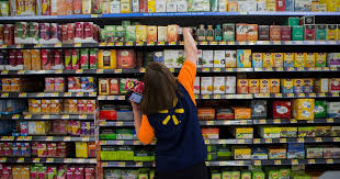 Walmart Using Its Store Muscle To Expand Online Grocery Deliveries