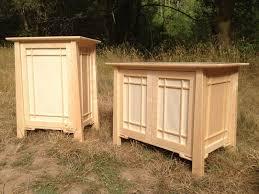 Maple Storage Cabinet Custom Shoji Type Storage Linen Cabinets In Sugar Maple By